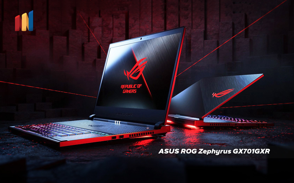 ROG Zephyrus GX701GXR Makin Powerful Berkat Prosesor Intel Ke-9