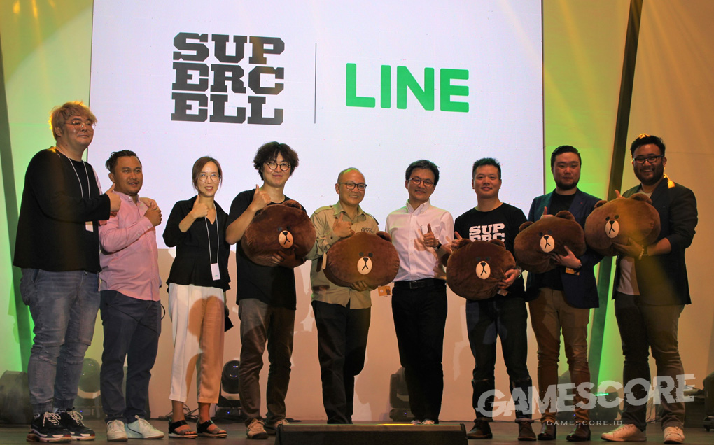 Supercell Gelar Turnamen E-Sports di Indonesia
