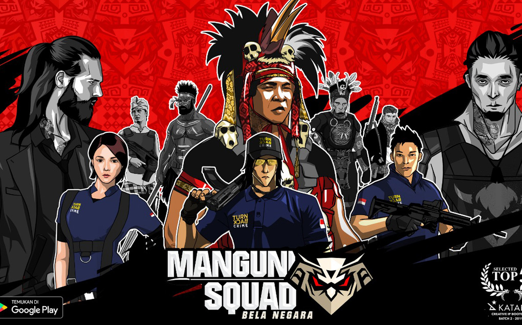Review Manguni Squad