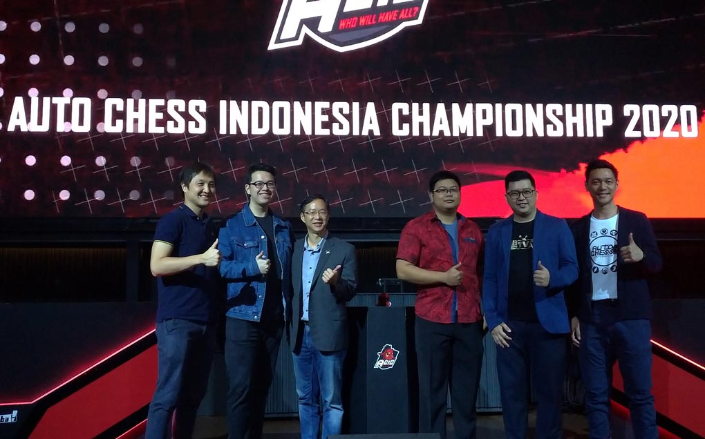 VNG Siap Gelar Auto Chess Indonesia Championship 2020