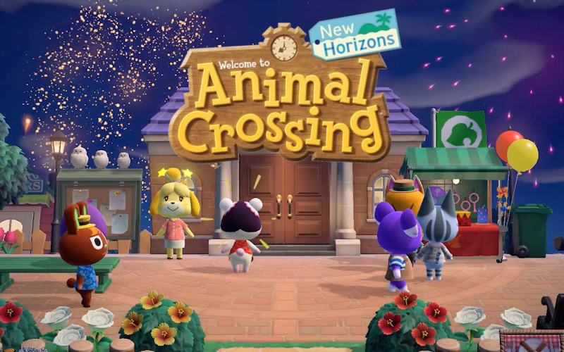 Animal Crossing: New Horizon Hadirkan Dream Island dan Kembang Api