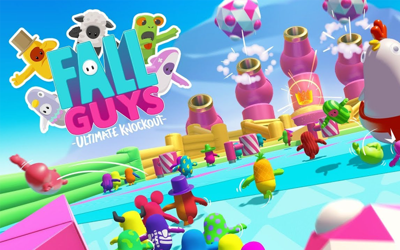 Review Game Fall Guys: Game Battle Royale yang Fun dan Mudah Dimainkan