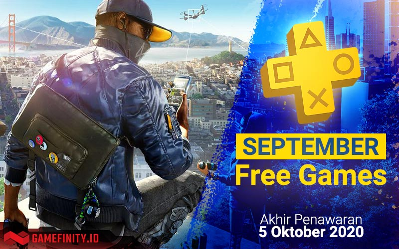 Nikmati Konten Game Gratis Di Bulan September Khusus Pengguna PlayStation Plus