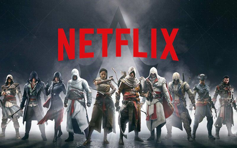 Netflix Gandeng Ubisoft Angkat Serial Adaptasi Assassins Creed