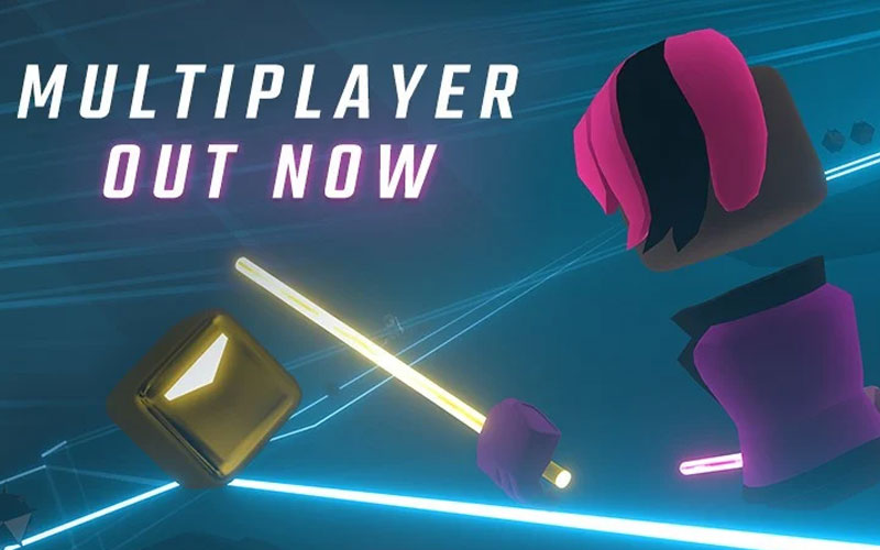 Beat Saber Kehadiran Mode Multiplayer