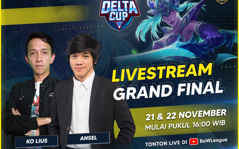 Jadwal Babak Final Delta Cup: Mobile Legends: Bang Bang