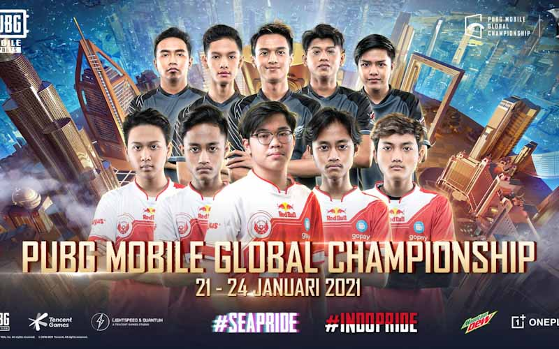 Perlombaan Mengejar Takhta Dunia Grand Final PUBG Mobile Global Championship 2020