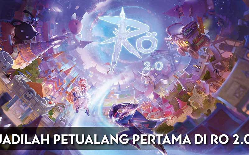 Game Update Ragnarok M: Eternal Love Menjadi RO 2.0