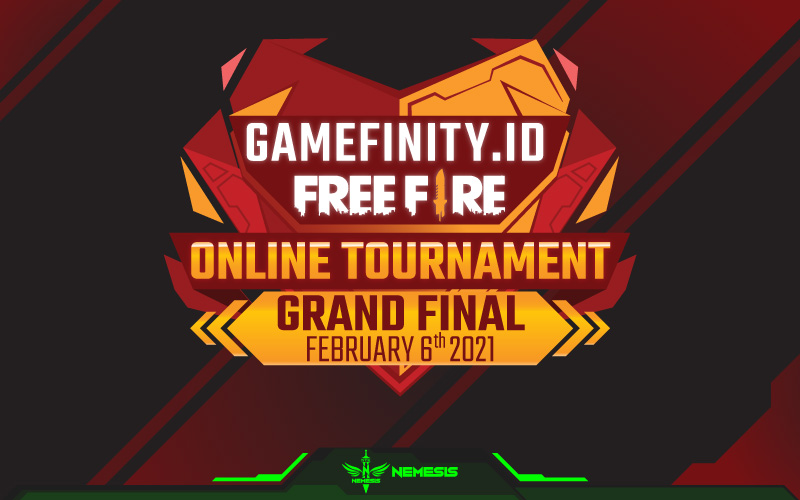 12 Tim Siap Bersaing di Grand Final Gamefinity Free Fire Online Tournament