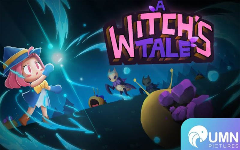 A Witchs Tale, Game Action Shooter Buatan Studio Indonesia Resmi Dirilis