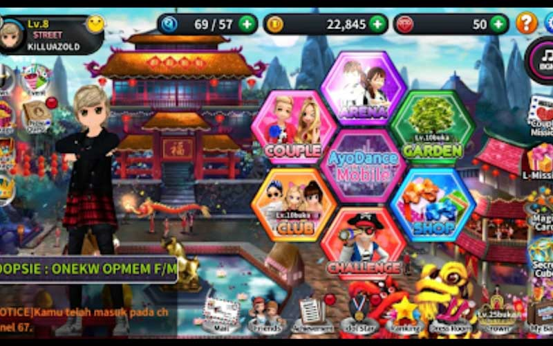 5 Tips Main AyoDance Mobile Biar Makin Jago