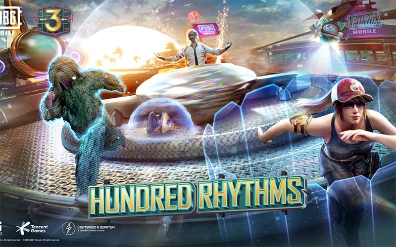 Royale Pass Season 18 PUBG Mobile Hundred Rhythms Resmi Dirilis Hari Ini