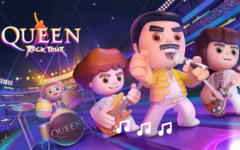Review Queen: Rock Tour, Nostalgia Era Kejayaan Sang Band Legendaris