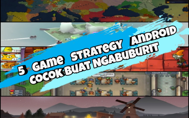 5 Game Strategy Android Cocok buat Ngabuburit