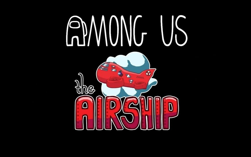 Review Map Airship Among Us, Jauh Lebih Seru!